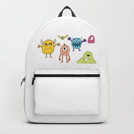 Baby Monsters Backpack