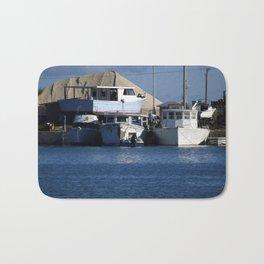 Bahama Boatyard! Bath Mat