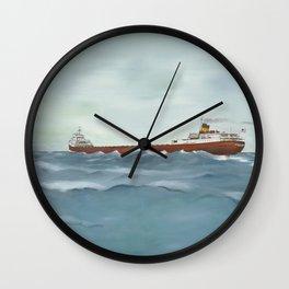 Edmond Fitzgerald Wall Clock