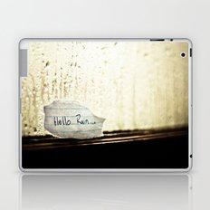 Hello Rain Laptop & iPad Skin