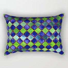 Spyjack Arabesque Digital Quilt Rectangular Pillow