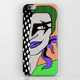 Cartoonish iPhone Skin
