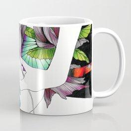 Thoughtfulness by Ong Ngoc Phuong Coffee Mug