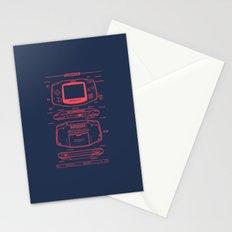GB Advance Stationery Cards
