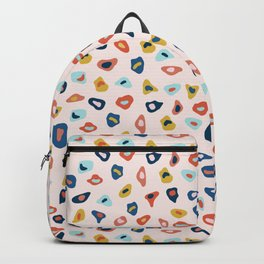 Abstract Geometric Shapes Backpack