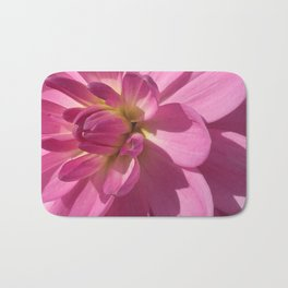 Dahlia Rose Bath Mat