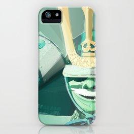 Kabuto - Green iPhone Case