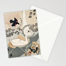 shadows over maplewood Stationery Cards