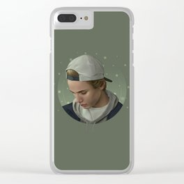 STARBOY Clear iPhone Case