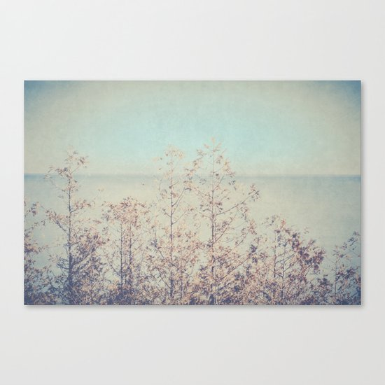 Waste Away With Me Canvas Print