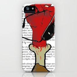 Awarness iPhone Case