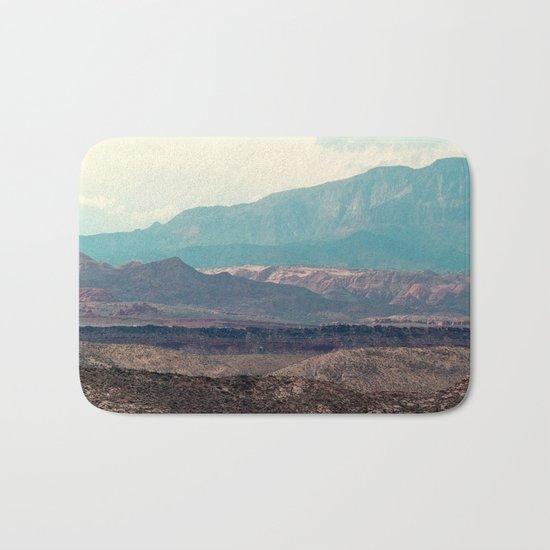 Slingshot Slate (Zion National Park, Utah) Bath Mat