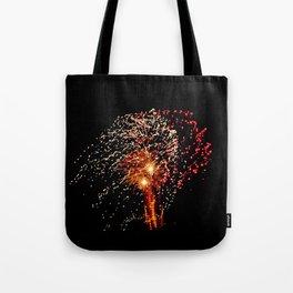 Fireworks 14 Tote Bag