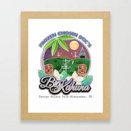 Big Kahuna Framed Art Print