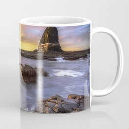 """Skyfire Sermon"" - Sunrise in Mornington Peninsula, Australia Coffee Mug"
