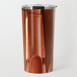 Bamboo Wind Chimes Travel Mug