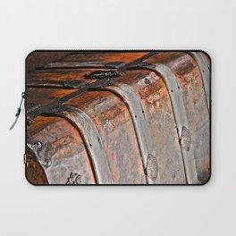 Vintage Bag is Packed Laptop Sleeve