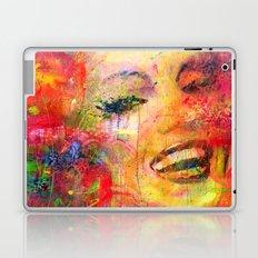 Meryli Monroe Laptop & iPad Skin
