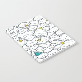 A Cloudy Night Notebook
