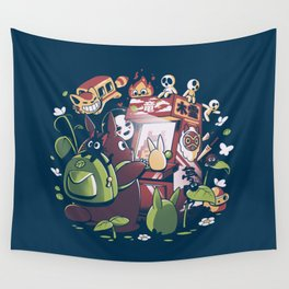 Ready Spirit One Wall Tapestry