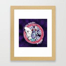 12 - Butterfree Framed Art Print