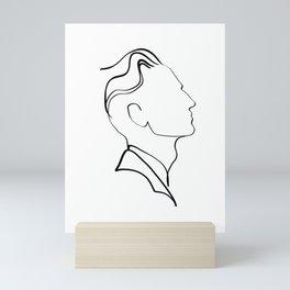 Mr. Mini Art Print