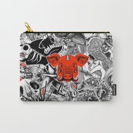 Stickers Carry-All Pouch