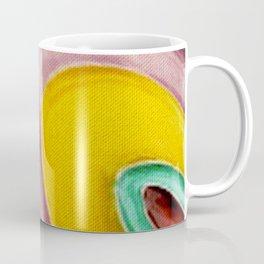 The Kandinsky's Chubby Bird 2 Coffee Mug