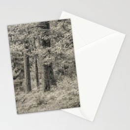 In the forest #5 Stationery Cards