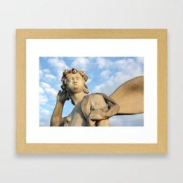 Zephyrus Framed Art Print