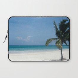 Cancun Beach Laptop Sleeve