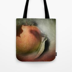 one apple a day keeps the doctor away Tote Bag