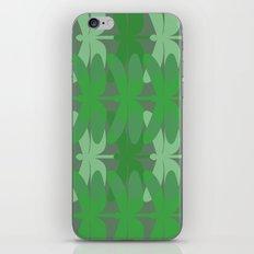 green dragonflies iPhone & iPod Skin