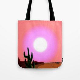 NevadaHeat Tote Bag