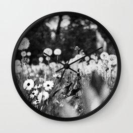 Charade Wall Clock