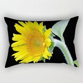 Small Sunflower Rectangular Pillow