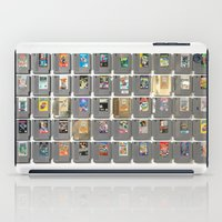 castlevania iPad Cases featuring 50 Nintendo Games by Jason Travis