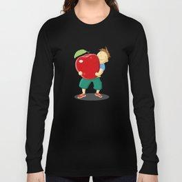 Apple For Teacher Long Sleeve T-shirt