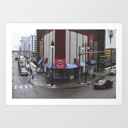 American Coney Art Print