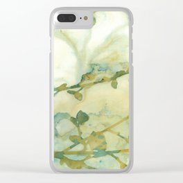 Currents Clear iPhone Case