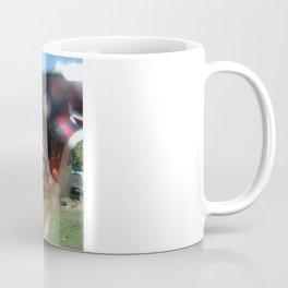 bora bora sunglasses Coffee Mug