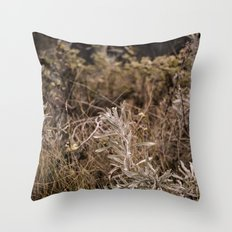Fall Textures 2  Throw Pillow