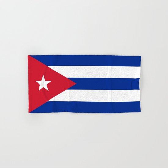Flag of Cuba -cuban,havana, guevara,che,castro,tropical,central america,spanish,latine by oldking