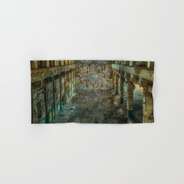 Apocalyptic Vision of the Sistine Chapel Rome 2020 Hand & Bath Towel