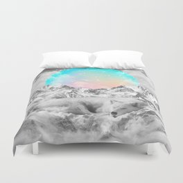 Put Your Thoughts To Sleep Duvet Cover