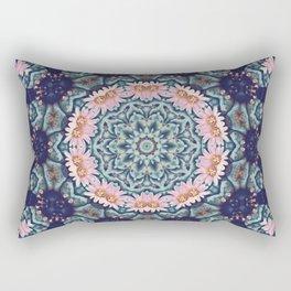 Shaping Realities (Mandala) Rectangular Pillow