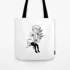 Let me bloom Tote Bag