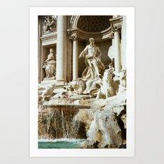 ROME II Art Print