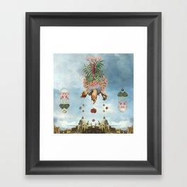 Corpus pineale Framed Art Print