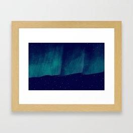 Aurora Framed Art Print